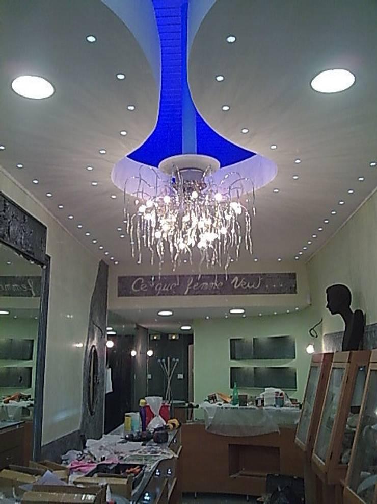 faux  plafond:  de style  par instinct design