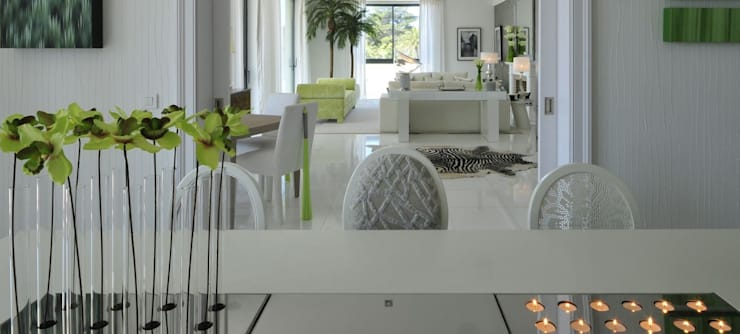 Estoril Luxury Show Apartment: Casas  por Tereza Prego Design