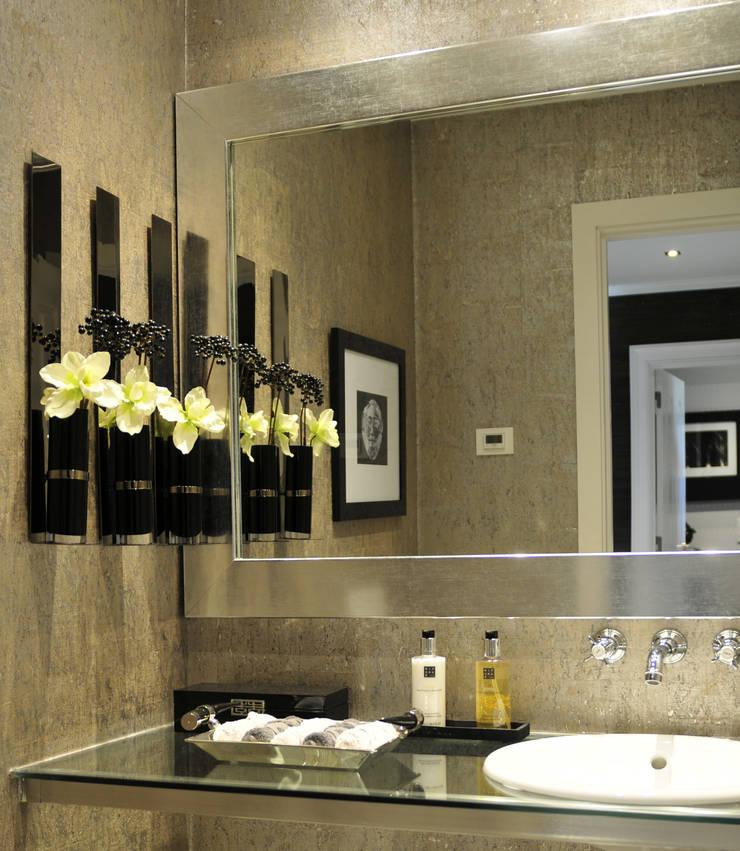 Estoril Luxury Show Apartment: Casas modernas por Tereza Prego Design