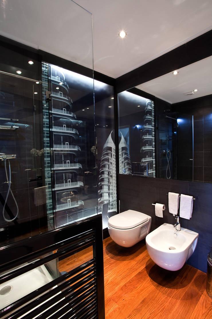 a: Casas de banho  por Tereza Prego Design