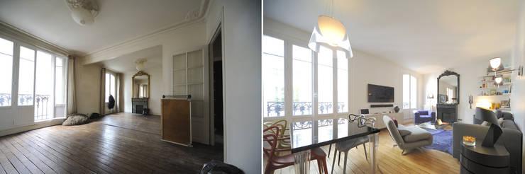 Projet 15:  de style  par Créateurs d'intérieur Nîmes