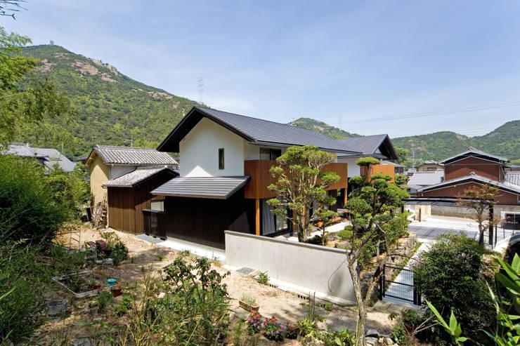 Rumah by 株式会社古田建築設計事務所