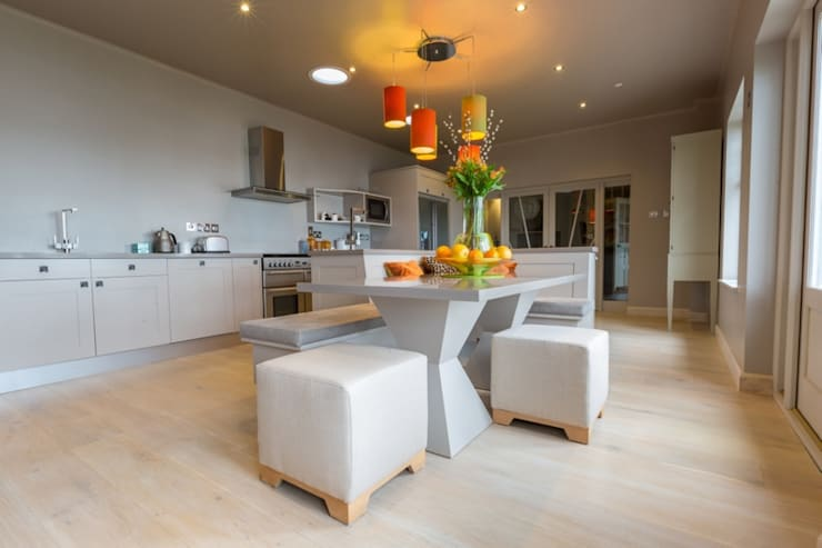 Bespoke Kitchen:   by David Glover Furniture Ltd