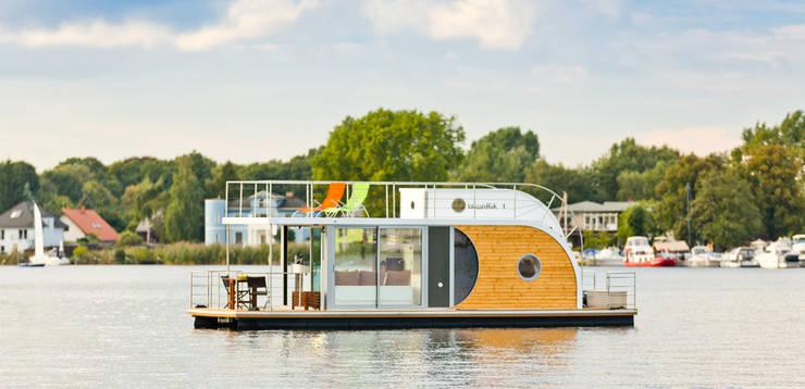 Nautino Premium maxi:  Yachten & Jets von Nautilus Hausboote GmbH,