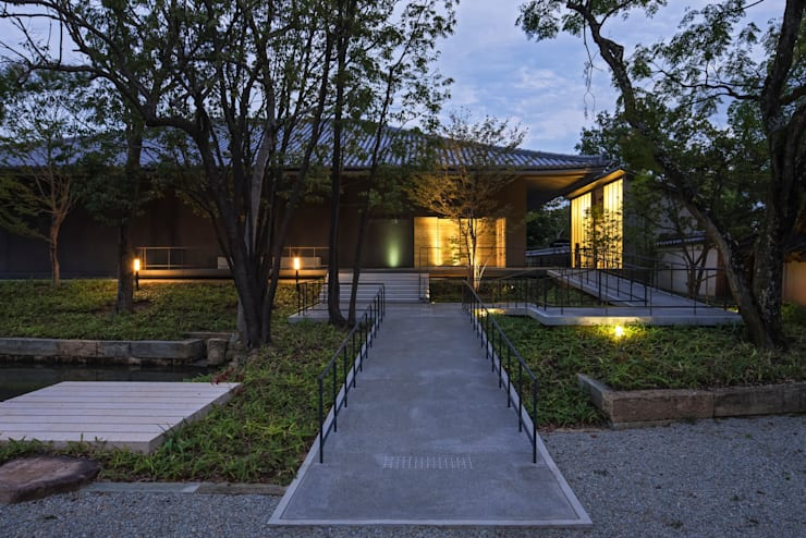 Museums by 株式会社古田建築設計事務所, Asian