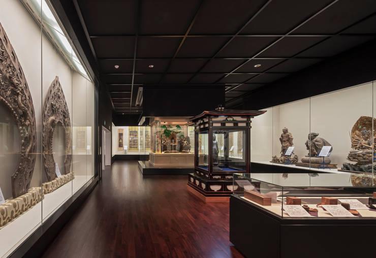 Museums by 株式会社古田建築設計事務所, Modern