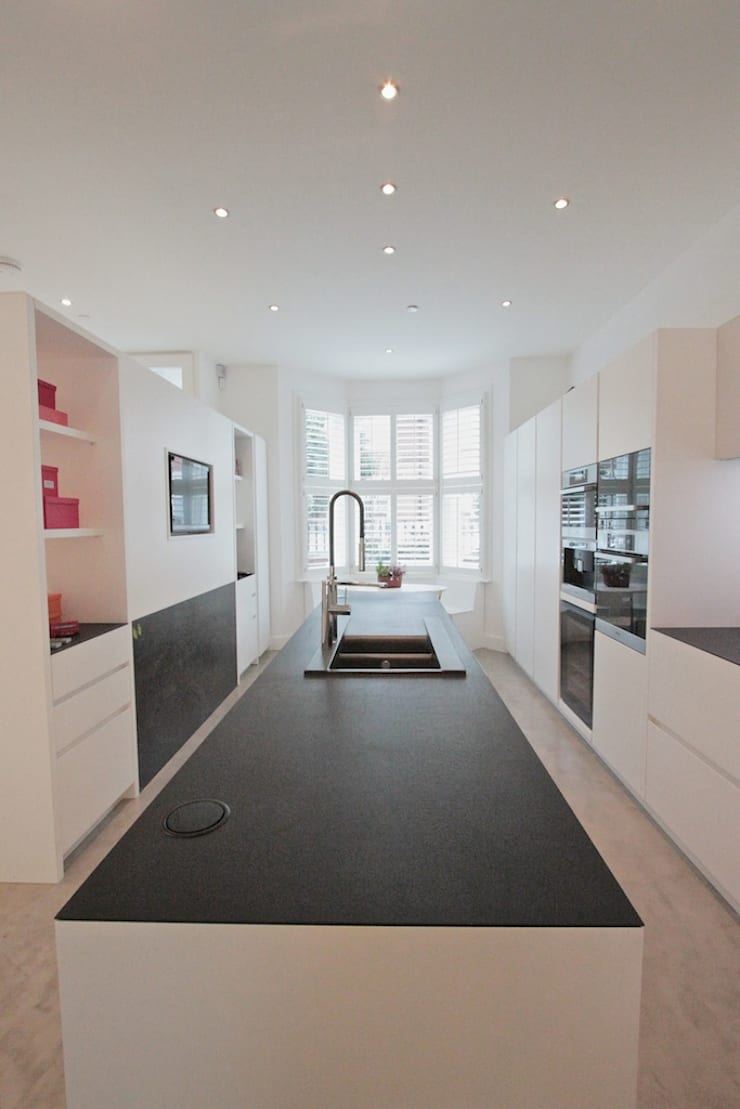 Parsons Green SW6:  Houses by CATO creative