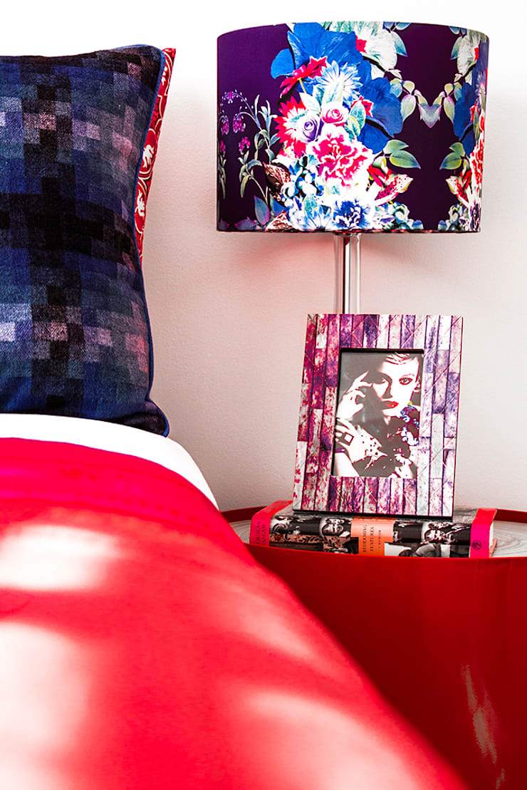 South London Apartment:  Bedroom by Bhavin Taylor Design