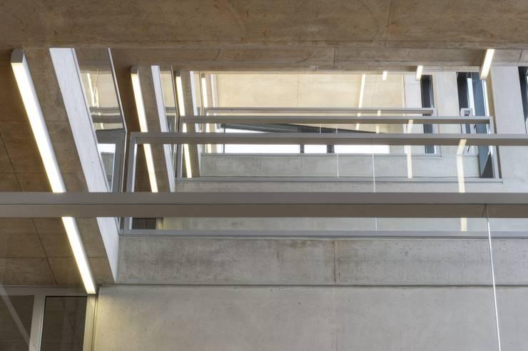 Neubau Max-Planck-Institut für Softwaresysteme Saarbrücken:   von weinbrenner.single.arabzadeh. architektenwerkgemeinschaft