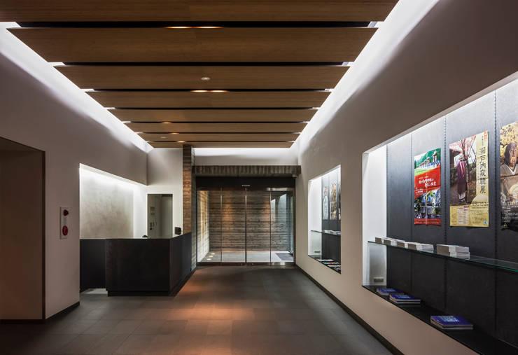 博物館 by 株式会社古田建築設計事務所, 現代風