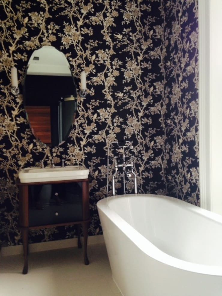 Various Interiors:  Bathroom by adventures in living