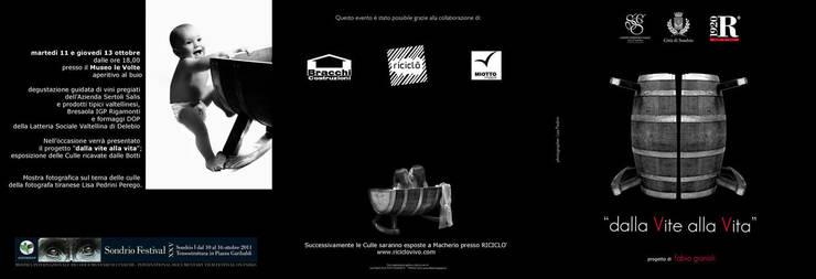 <q class='-first'>dalla Vite alla Vita</q>:  in stile  di Fabio Gianoli