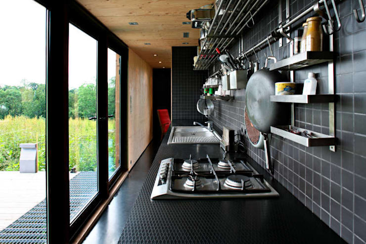 Lode Architecture의  주택