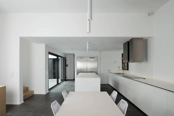 Projekty,  Domy zaprojektowane przez Lode Architecture
