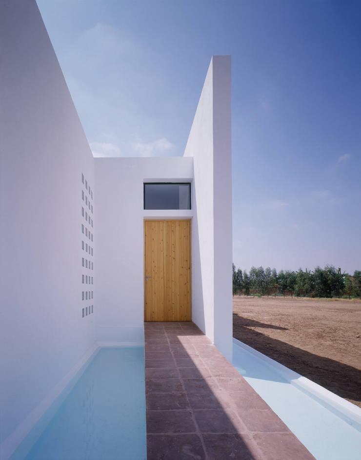 Maison FOBE: Maisons de style de style Minimaliste par Guilhem EUSTACHE Architecte DESA