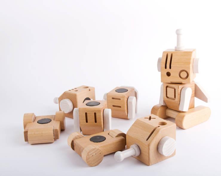 Детская комната в . Автор – Luca Binaglia Design