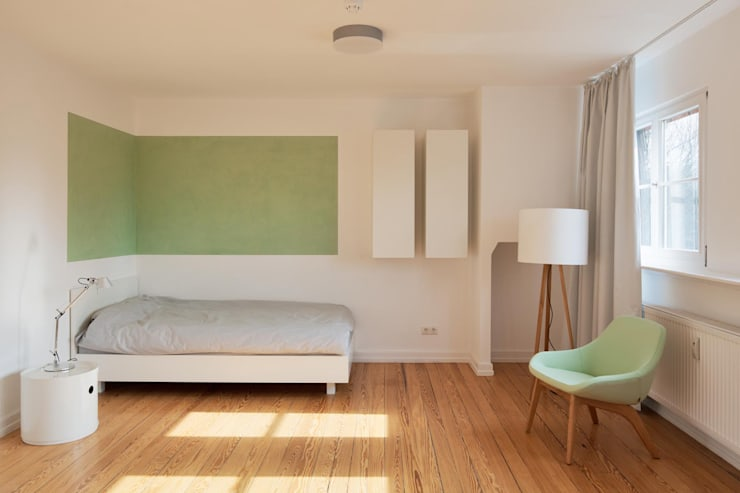 Bedroom by THOMAS GRÜNINGER ARCHITEKTEN BDA