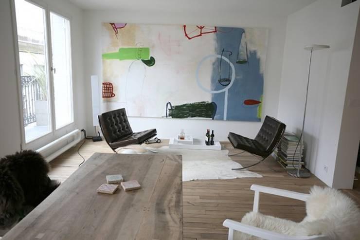Salon: Maisons de style  par Galaktik