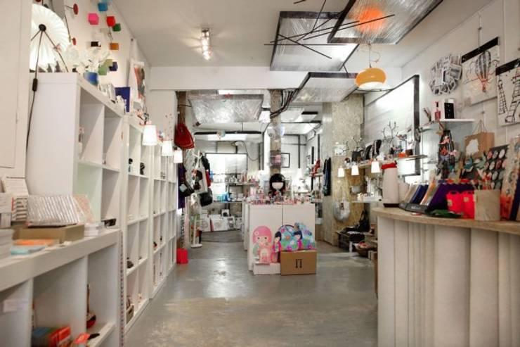 Vue d'ensemble du magasin: Espaces commerciaux de style  par Galaktik