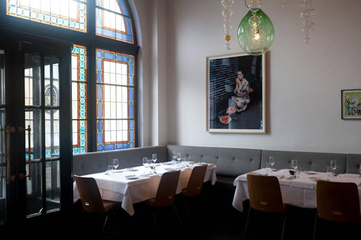 Restaurant Richard:  Gastronomie von Linie Architektur,