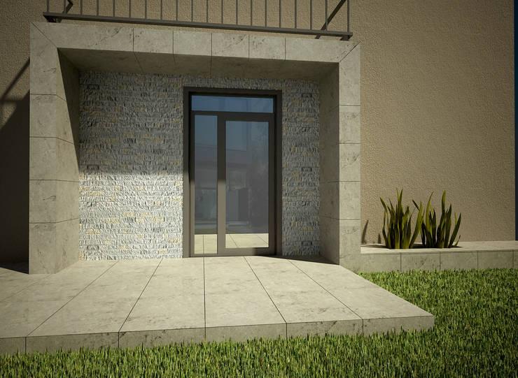 Balconies, verandas & terraces  تنفيذ D&L Stonedel