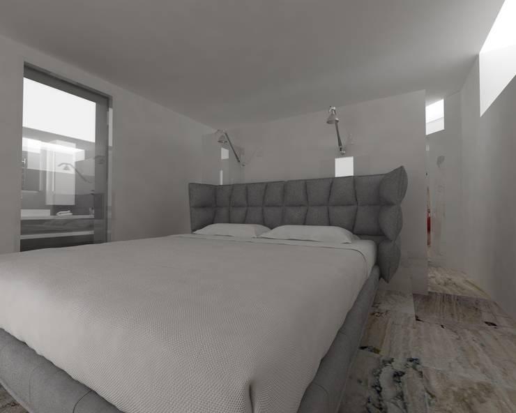 Casas de estilo moderno por ZO-loft architecture & design