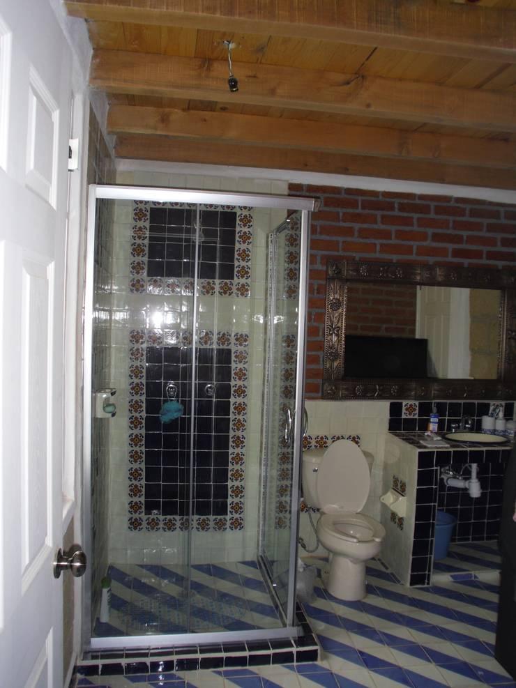 Baño: Baños de estilo  por JRK Diseño - Studio Arquitectura, Rústico