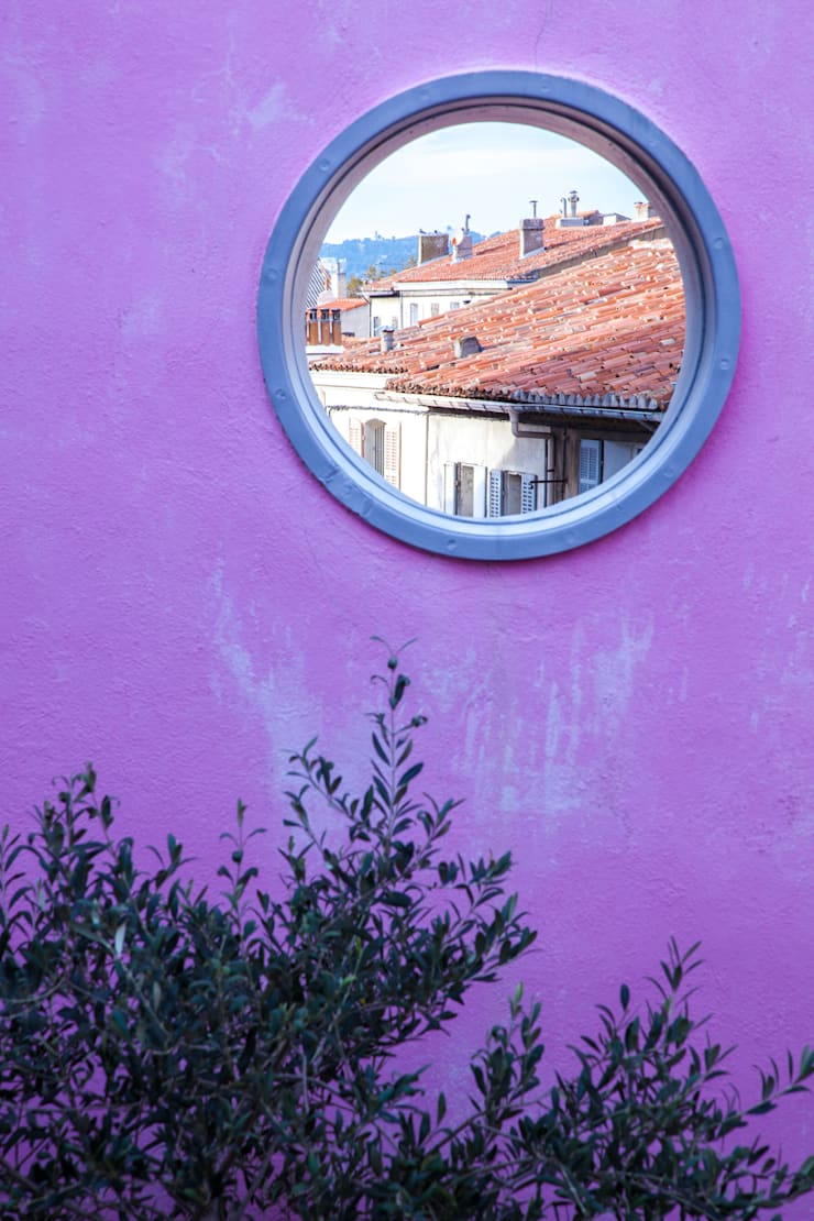 Terrasse: Maisons de style  par Franck Fouquet