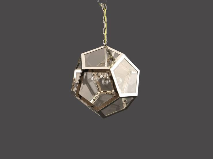Projekty,   zaprojektowane przez WOKA LAMPS VIENNA