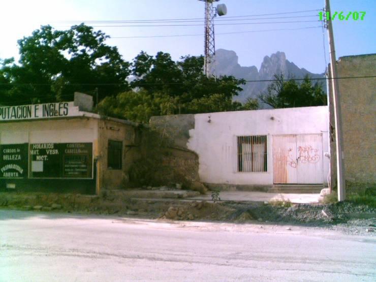 Zonas demolidas:  de estilo  por CORTéS Arquitectos