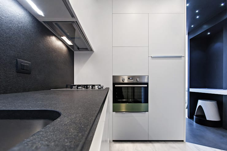 Kitchen by Arch. Andrea Pella