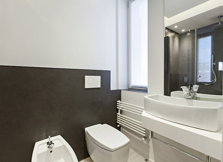 Bathroom by Arch. Andrea Pella
