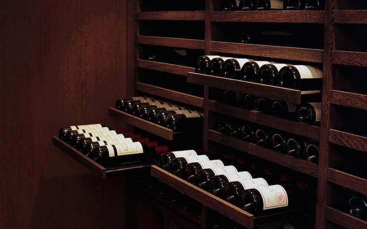 Wijnkelder door Degré 12