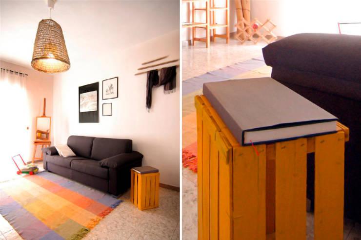 Living room by FattoreQ fabbrica