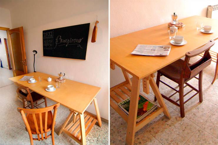 Dining room by FattoreQ fabbrica
