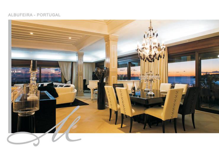 Albufeira- Portugal:   por Maria Raposo Interior Design