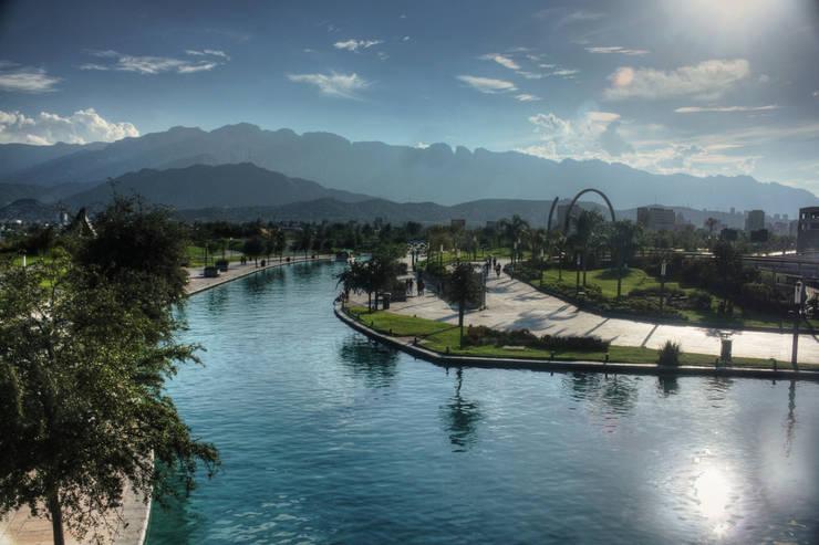 Paseo Santa Lucia: Jardines de estilo  por Urban Landscape