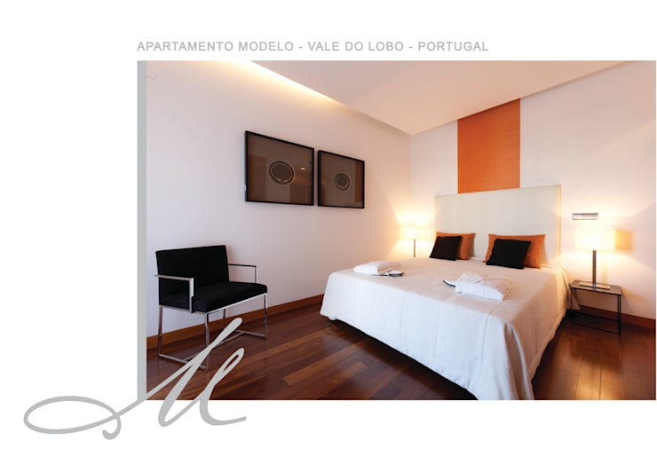 Model Apartment Vale do Lobo:   por Maria Raposo Interior Design