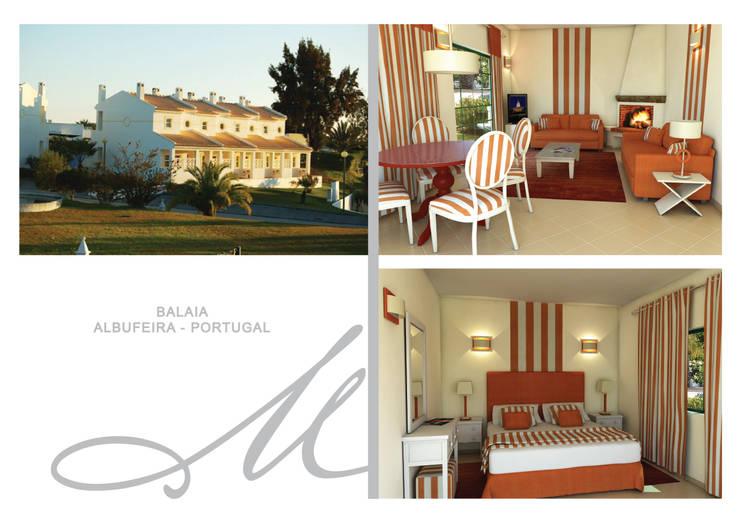 Balaia:   por Maria Raposo Interior Design