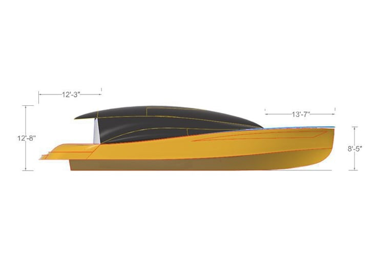 duk yacht: Yacht & Jet in stile  di studiooxi