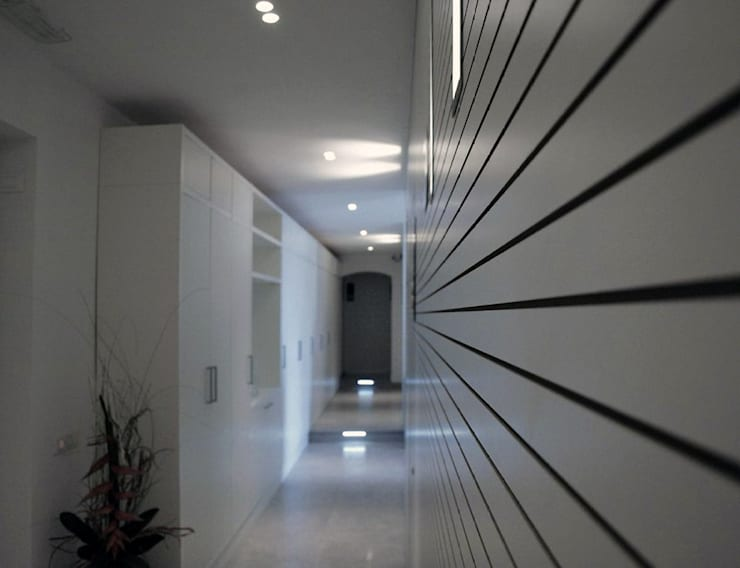 Hotels by STUDIO ARCHITETTURA-Designer1995  , Modern