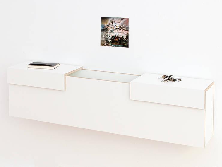 HandschuhBox HBK | Flurkommode:  Flur, Diele & Treppenhaus von Vanpey