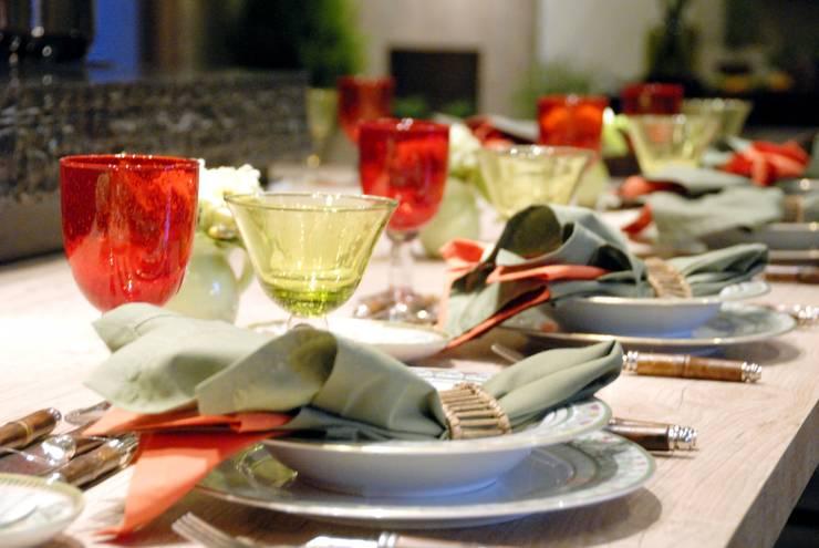 Küche von Adriana Scartaris design e interiores