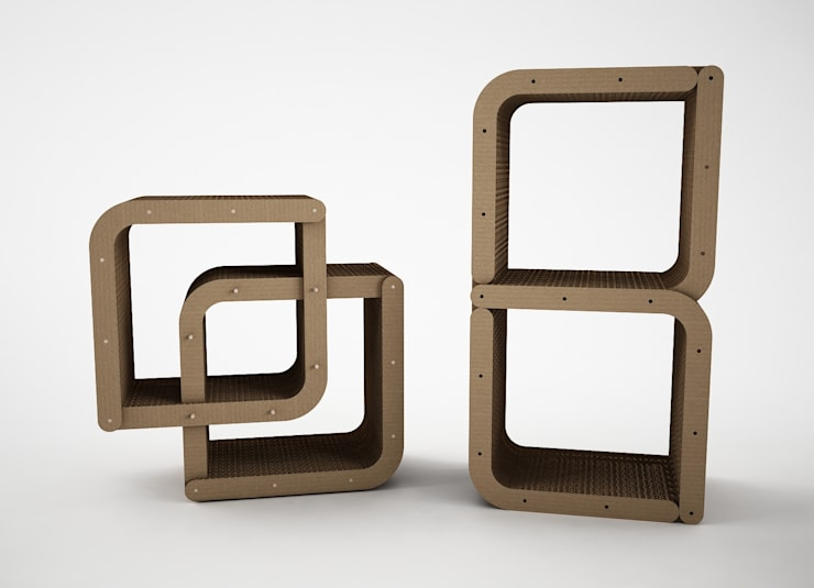Gestalt: Negozi & Locali Commerciali in stile  di Lato D Studio