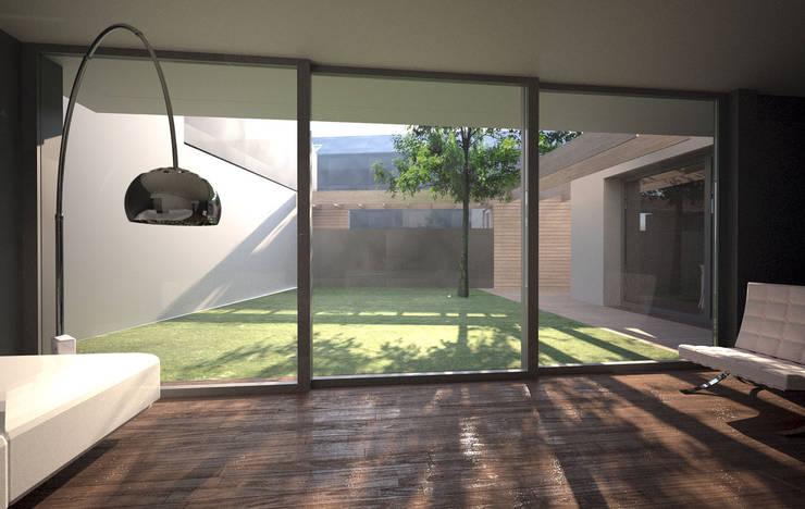 INTERNI:  in stile  di Studio 3xL , Moderno