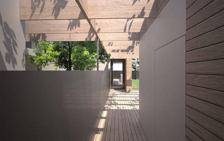 PERCORSI:  in stile  di Studio 3xL , Moderno