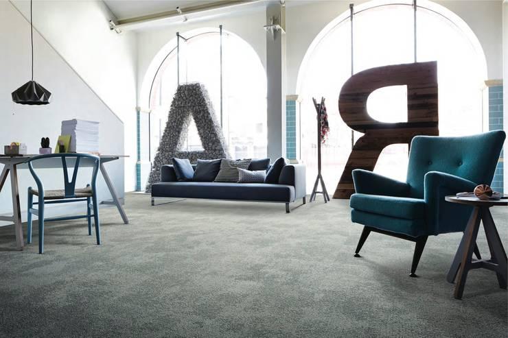 Walls & flooring by Interface Deutschland GmbH
