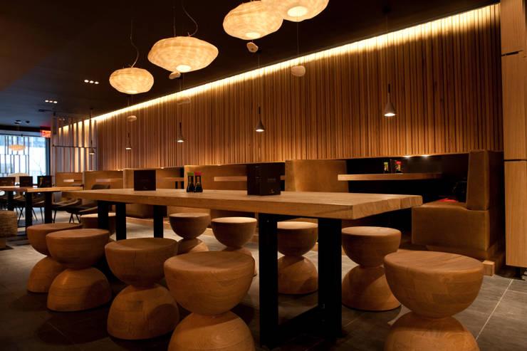 Sushi Shop New York:  de style  par CELINE WRIGHT