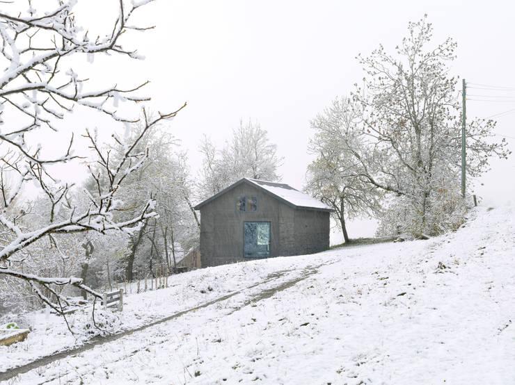 Huizen door savioz fabrizzi architectes
