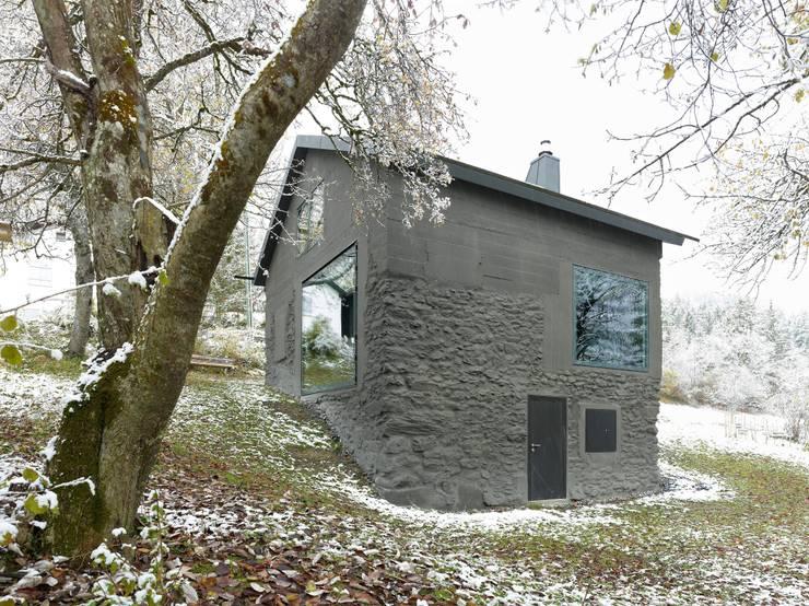 Дома в . Автор – savioz fabrizzi architectes